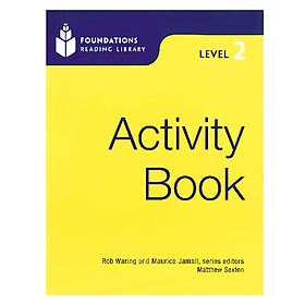 Foundations Reading Library 2: Activity Book