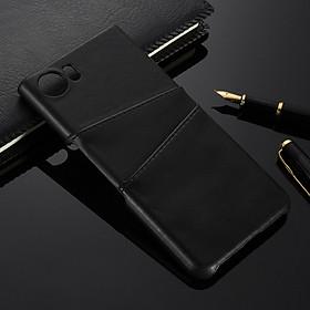 Ốp lưng da dành cho BlackBerry KeyOne