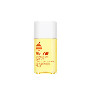 BIO OIL SKINCARE OIL (NATUTAL) 60ml - Dầu chăm sóc da từ thiên nhiên