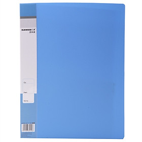 Miki (SUNWOOD) F30AK 30 pages of the standard type of information blue