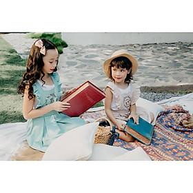 Váy có quai yếm bé gái Zodiac Girl Chaiko House ZG01