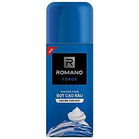 Bọt cạo râu Romano Force (175ml)