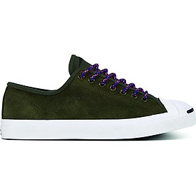 Giày Sneaker Unisex Converse Jack Purcell Jack Utility Green