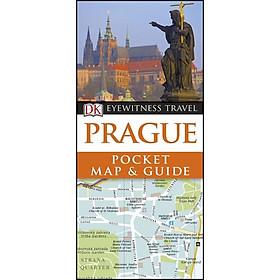 Prague Pocket Map and Guide