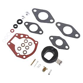 Carburetor Carb Repair Rebuild Kit for Johnson/Evinrude 439071/0439071