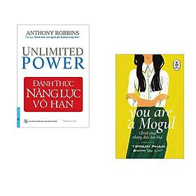 Combo 2 cuốn sách: Đánh Thức Năng Lực Vô Hạn + Chinh phục những điều bất khả