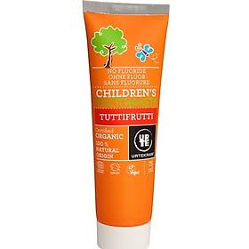 Kem đánh răng hữu cơ vị trái cây cho bé Urtekram 75ml