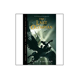 The Last Olympian - Percy Jackson and the Olympians Book 5