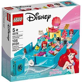 Disney Princess Ariel's Storybook Lego 43176