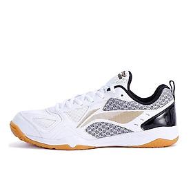Giày bóng bàn nam Lining APTP001-4 mẫu mới, êm ái ôm chân, trọng lượng nhẹ, hàng có sẵn, đủ size