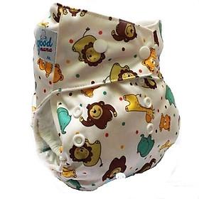 tã vải goodmama siêu chống tràn cao cấp cho bé 3 -13kg ( bỉm vải )