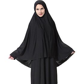 Khăn Trùm Đầu Phong Cách Hồi Giáo