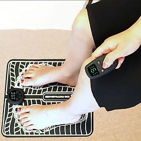 Tấm miếng matxa chân -máy massage lòng bàn chân xung điện có điều khiển