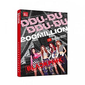 Photobook blackpink  nhóm nhạc Hàn quốc thiết kế độc đáo