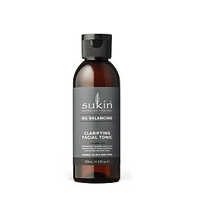 Nước hoa hồng cân bằng dầu Sukin Oil Balancing Clarifying Facial Tonic 125ml