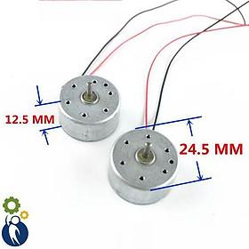 Motor 300 1.5V-9VDC 23g