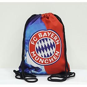 Balo dây rút Football TROY FB in logo câu lạc bộ bóng đá Bayern Munchen