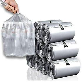 Cuộn 110 túi đựng rác tự hủy 45x50cm siêu dai