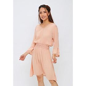 Đầm Pastel Dài Tay Luna Llena LN345PH93-PI