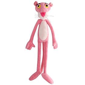 Báo hồng Pink Panther nhồi bông