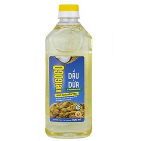 Dầu dừa tinh luyện Vietcoco 500ml