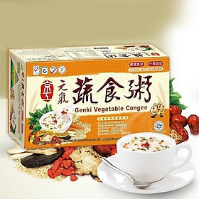 Cháo rau nguyên chất King Kung (32gx24 gói/ hộp)