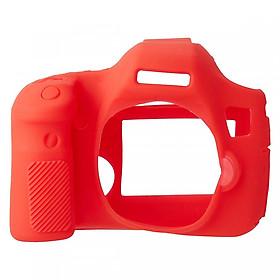 Bao Silicon Bảo Vệ Máy Ảnh Cover Cho Canon 6D