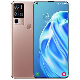 Smartphone X50Pro 7.2inch Full Screen 12GB RAM 512GB ROM HD Camera 5800mAh Battery Support Face wake Screen Fingerprint Unlocked Cellphone Mobilephone