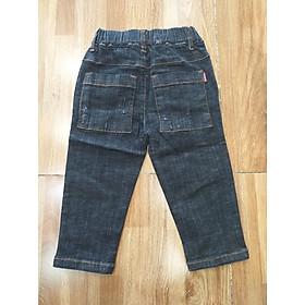 Quần jeans dài bé trai  012335-4