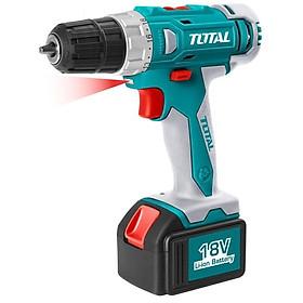 Máy khoan pin Lion Total 18V TDLI228180 (2 pin - 13 phụ kiện)