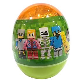 Trứng Ngạc Nhiên - My World 33105 LK06 (Mẫu Mô Hình Sản Phẩm Ngẫu Nhiên)