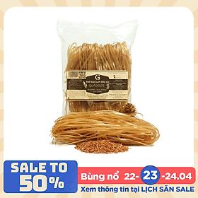 Phở gạo lứt hữu cơ ăn kiêng GUfoods (200g) - Hỗ trợ giảm cân, thực dưỡng, eat clean