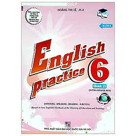 English Practice 6 - Book 2 With Answer Key