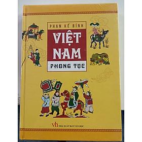 Việt nam phong tục - Bìa cứng