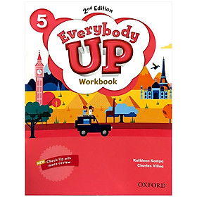 Everybody Up 2E 5: Workbook