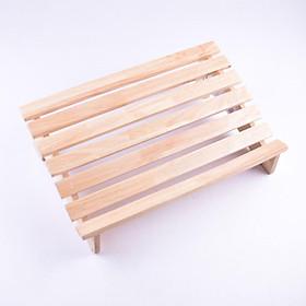 Ghế gỗ kê chân thoải mái, văn phòng, bàn làm việc