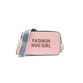 Hình đại diện sản phẩm Túi Hộp Fashion Mini Girl 3D Bản 2 Dây Kéo Cao Cấp Parisa