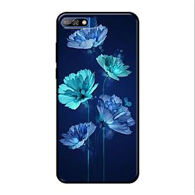Ốp lưng điện thoại Huawei Y7 Pro 2018 viền silicon dẻo TPU  hình Phong Cách Mới - Hàng chính hãng