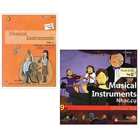 Combo All Story - Musical Instruments - Nhạc Cụ (Trình Độ 2 - Tập 5) (Bộ 2 Tập)