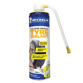 Chai Vá Lốp Xe Khẩn Cấp Michelin 92423 (500ml)