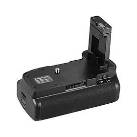 Giá Đỡ Pin Dọc Kèm Điều Khiển IR Cho Máy Ảnh Nikon D5100 D5200 DSLR (EN - EL 14)
