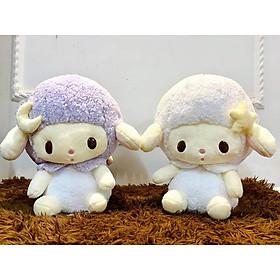 Cặp Gấu Bông Cừu Nhật Amuse