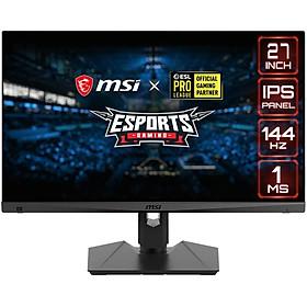 Màn hình LCD MSI Optix MAG274R 27Inch FHD 144Hz - Hàng Chính Hãng