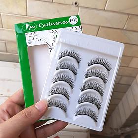 5 cặp lông mi tự nhiên Eyelashes - số 103