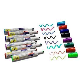 Bộ bút dạ 8 màu - mực nhập khẩu