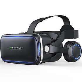 Virtual Reality 3D VR Headset Glasses 360° Panoramic for iOS Android Smartphone