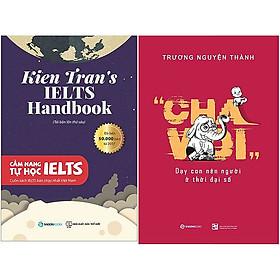 Cẩm Nang Tự Học Ielts (Tái Bản 2019) + Cha Voi: Dạy con nên người ở thời đại số