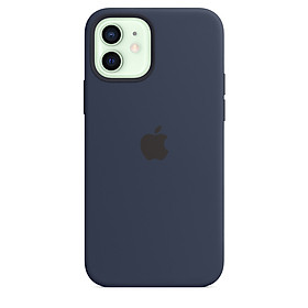 Ốp Lưng Magsafe Apple Silicone Case Dành Cho iPhone 12 mini / iPhone 12 / iPhone 12 Pro / iPhone 12 Promax - Hàng Chính Hãng
