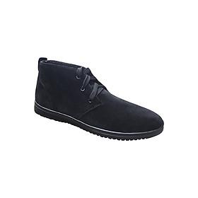 Combo Giày Boot Cổ Lửng - Đen Buck