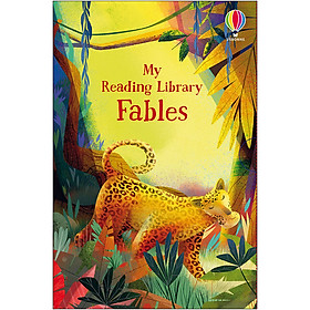 Usborne My Reading Library: Fables (Box Set Contains 30 Books)